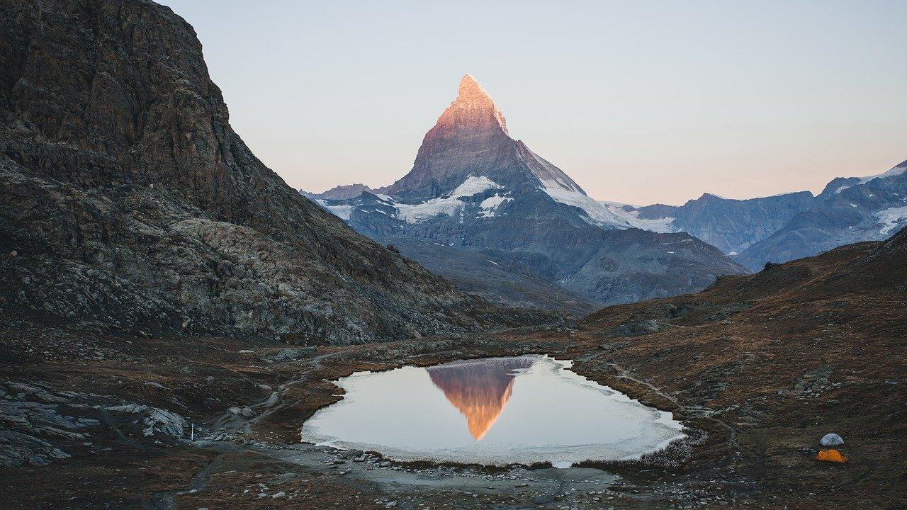 Visiter la Suisse, le pays de Roger Federer .